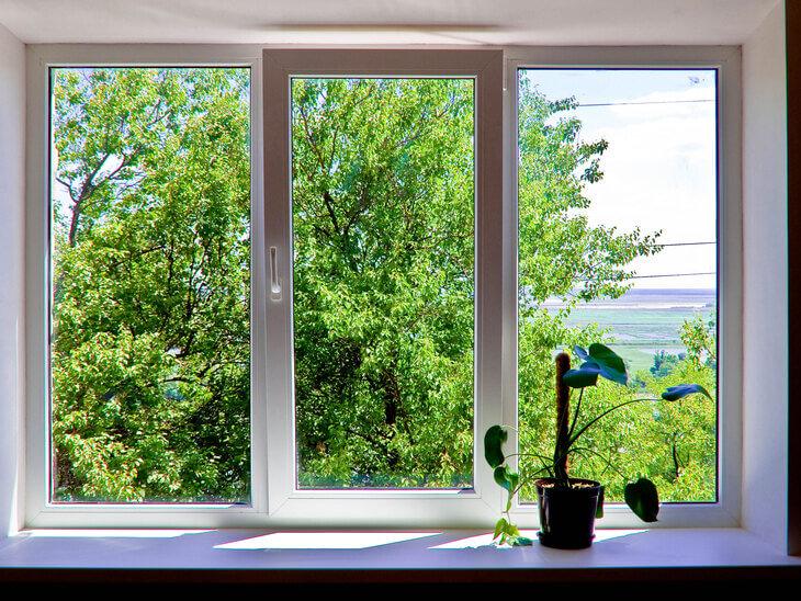 бывают классические металлопластиковые окна фото рассказывает том